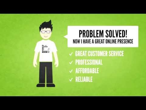 Baldwin Digital Animated Video: Digital Marketing (SEO, Web Design, Logo Design & Social Media)