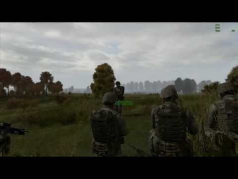 Training With The Royal Dutch Marines - Arma MilSim Unit