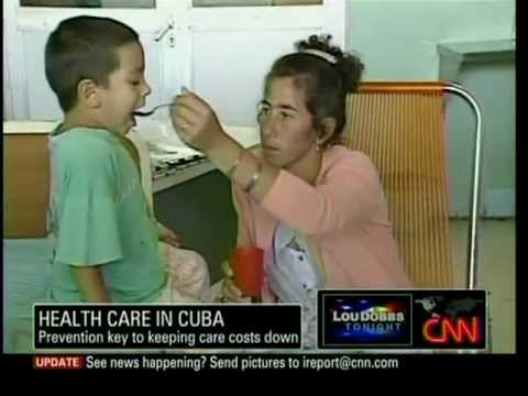 Cuba's Health Care System (ARCHIVE)