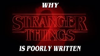 Stranger Things 2 is Poorly Written (SPOILERS) | Fox Rants