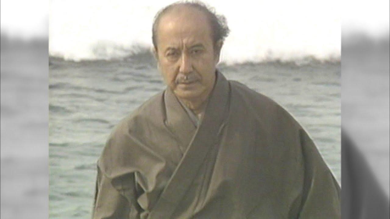 サムライアーティスト」世界的彫刻家 流政之さん(95)死去 - YouTube