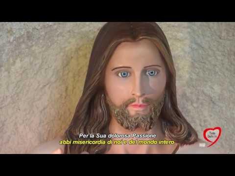 Coroncina alla Divina Misericordia del 18 Ottobre 2018