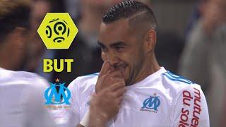 But Dimitri PAYET (6') / RC Strasbourg Alsace - Olympique de Marseille (3-3)  / 2017-18