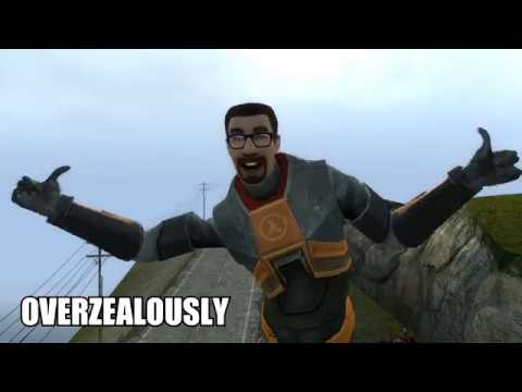 If Half-Life 2 was Written by a Bot