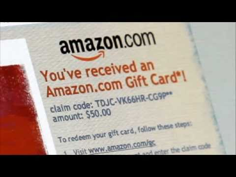 How To Attach And Amazon Gift Card An ECard