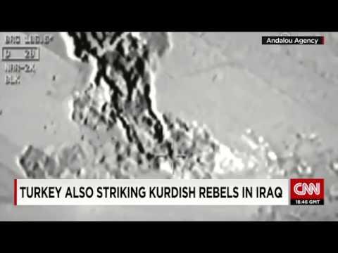 US Safe zones in Syria linked to Turkeys steps