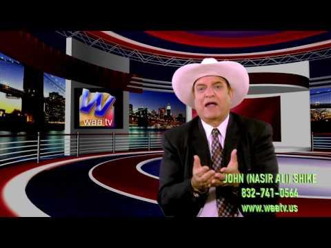 WAA TV MUSLIM WORLD FUTURE UNDER PRESIDENT DONALD TRUMP GOVERNMENT?