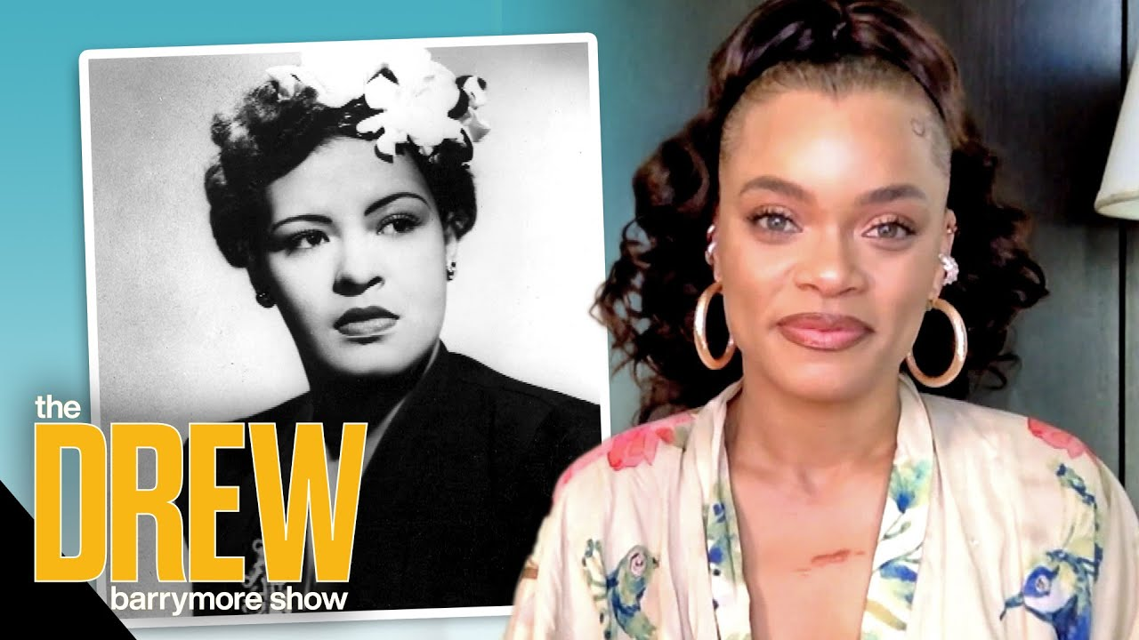 Andra Day Transformed Her Body and Mind to Embody Iconic Billie Holiday for Movie Role