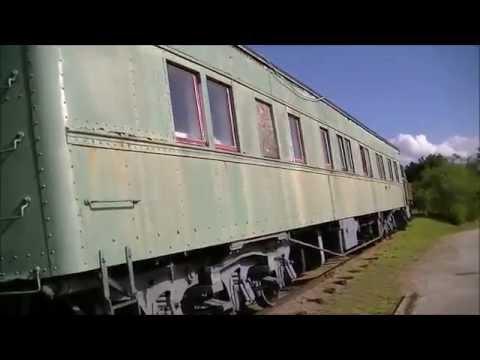 TPT Adventure #4 Lake Wales Depot Museum Trains, Trains & TRAINS!