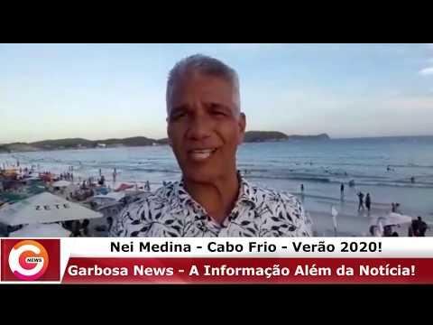 Verão 2020 Em Cabo Frio No Rio Janeiro