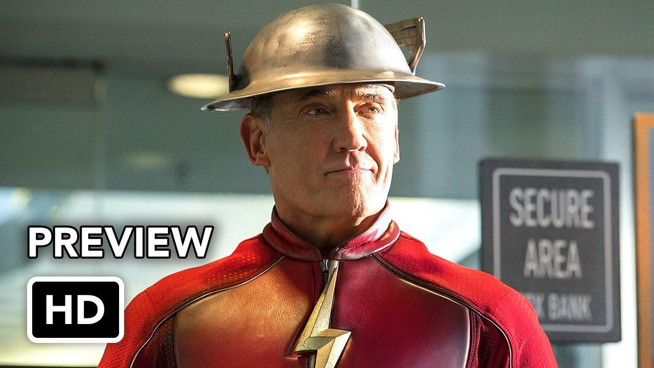 "Download The Flash 3x09 Inside ""The Present"" (HD) Season 3 Episode 9 Inside Mid-Season Finale"
