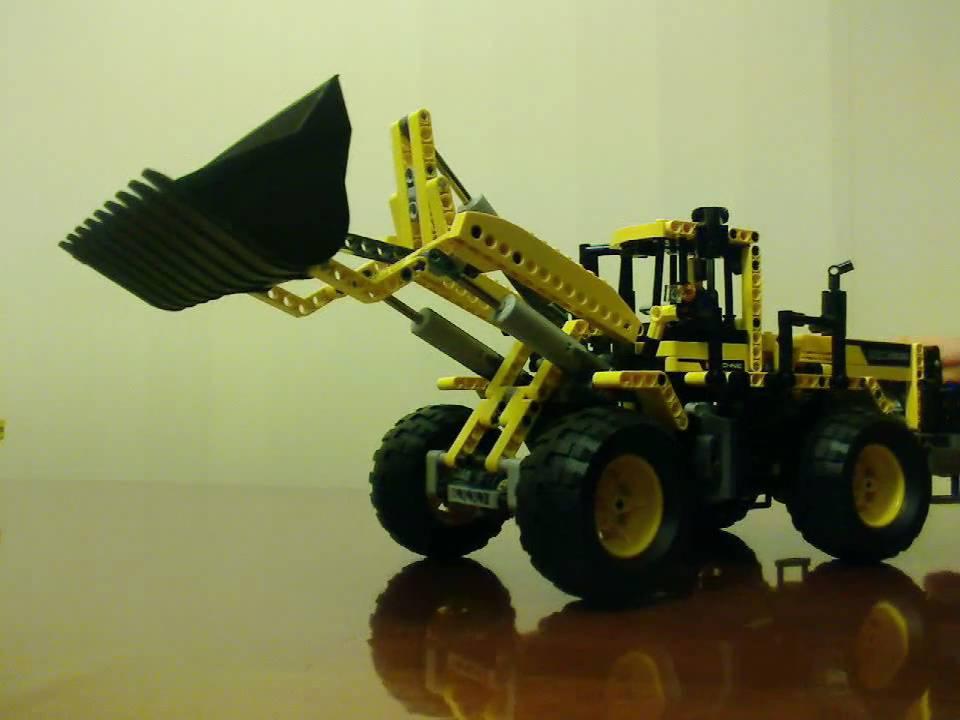 Lego Technic 8265 Vs 8464