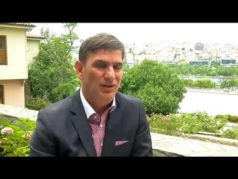 Taner Ankara Anadolu Ajansı'nın Sorularını Yanıtlıyor