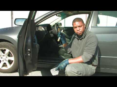 Car Cleaning Tips : How to Clean Car Seat Tracks