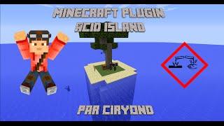 [Plugin] AcidIsland / Un skyblock île déserte