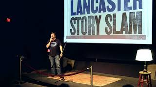 Lancaster Story Slam - Fast Forward - John Teske - May 28, 2019