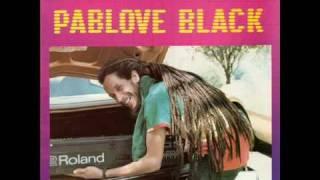 "Pablove ""Pablo"" Black - Charcoal Charlie"