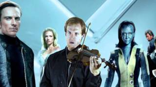 X Men First Class: Magneto Theme Violin Cover