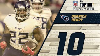 #10: Derrick Henry (RB, Titans) | Top 100 NFL Players of 2020