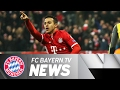 Bayern celebrate epic 5:1 win against Arsenal