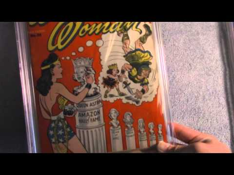 Golden Age Wonder Woman Comics #25- 38