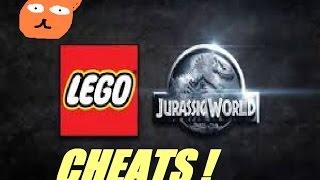 LEGO Jurassic World CHEAT CODES !
