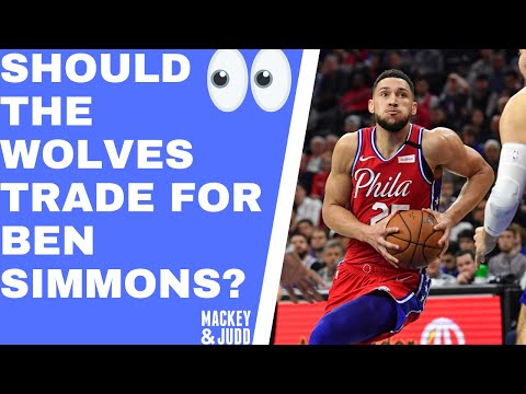Wolves win draft lottery: Should they trade for Ben Simmons?