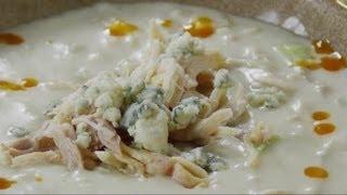 Not-your-average Buffalo Chicken Soup Recipe