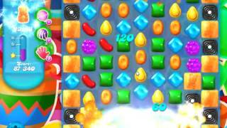 Candy Crush Soda Saga Level 855 - NO BOOSTERS