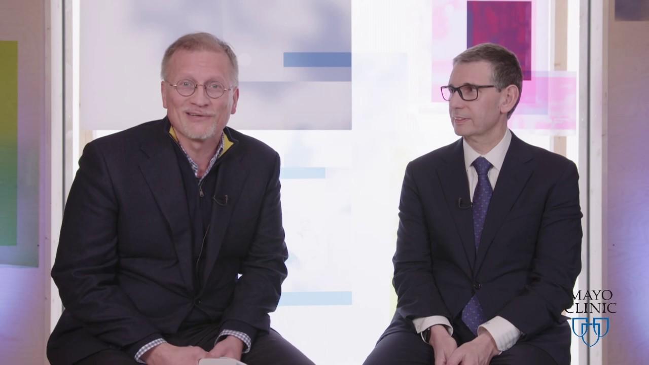 Mayo Clinic: Dr  Gianrico Farrugia at the World Economic Forum