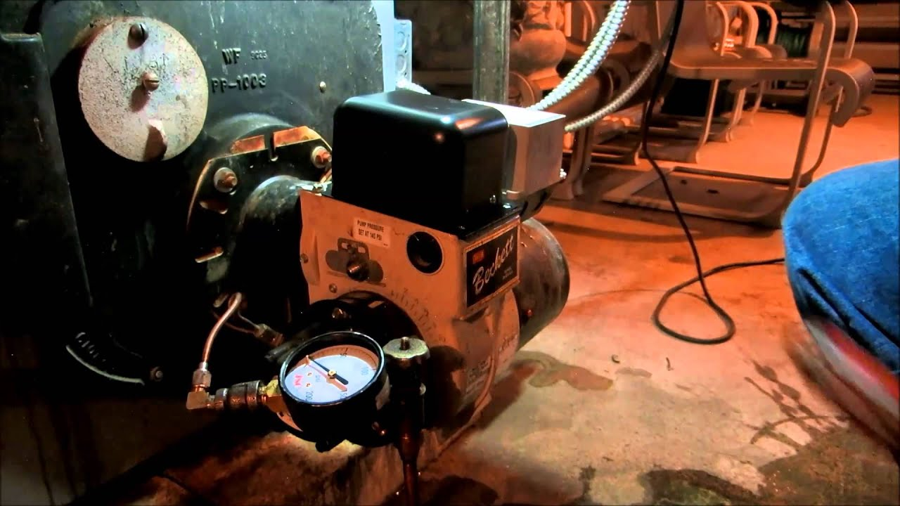 beckett oil 12v relay wiring diagram burner with bad delay on start up youtube