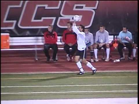 Carthage vs. University of Chicago - Men's Soccer 2011