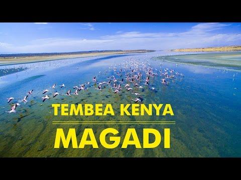 TEMBEA KENYA - MAGADI {KENYA OUTDOORS}
