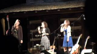 Watch Wailin Jennys Bring Me Lil Water Silvy video