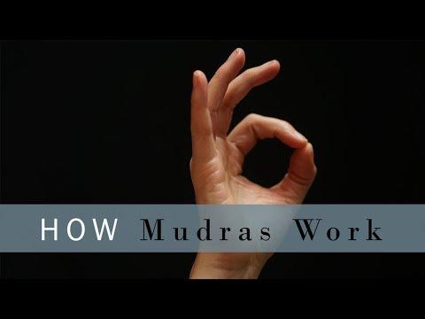 How Yoga Hand Mudras Work
