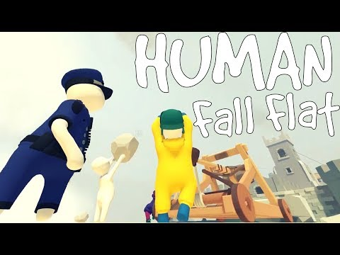 Top Funny Moments – Human Fall Flat