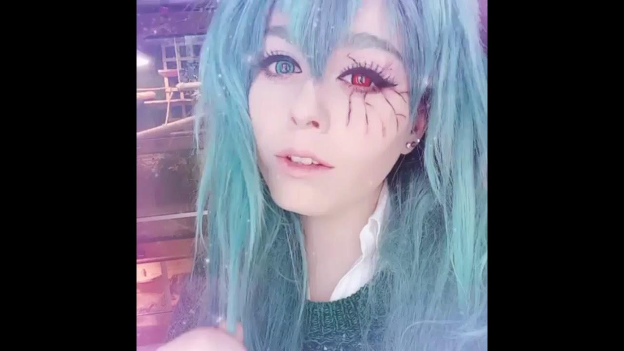Eto Cosplay Tokyo Ghoul Youtube