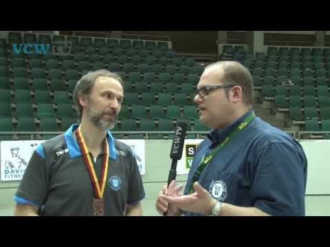 VCW TV: Interview mit Trainer Andreas Vollmer nach dem Play-off-Halbfinale (18.04.2013)