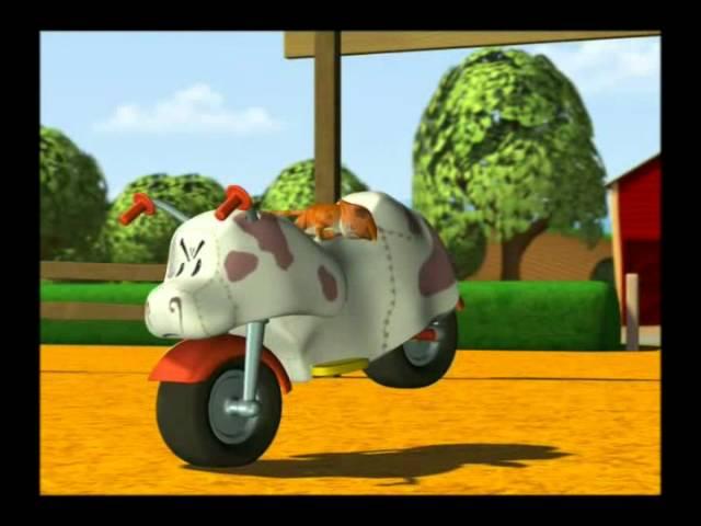 Tractor Tom ( Nederlands )   Rodeo