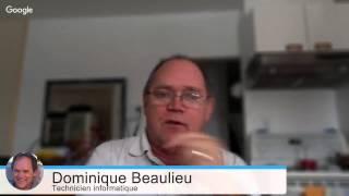 Dominique Beaulieu Technicien en informatique (Migration facile vers Linux)
