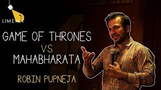Download Game of Thrones vs Mahabharata – Standup Comedy by Robin Pupneja – LIMEWIT Live Mp3 and Videos