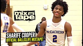 Sharife Cooper OFFICIAL MIXTAPE!! The DEADLIEST Point Guard In America!!