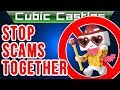 Cubic Castles - Stop 80% of scams with this change? Yes/No VOTE!