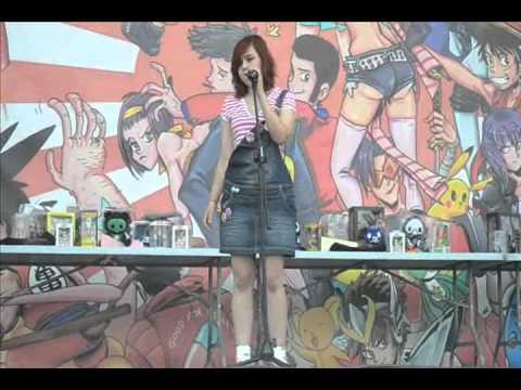 Concurso karaoke V Salón del Manga de Tenerife (selección)