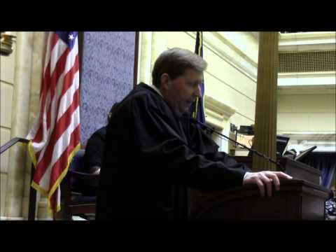 2013 State of the Judiciary Address