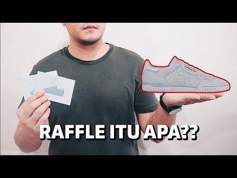 PENJELASAN RAFFLE & MENANG YEEZY CALABASAS!?? Bahasa Indonesia