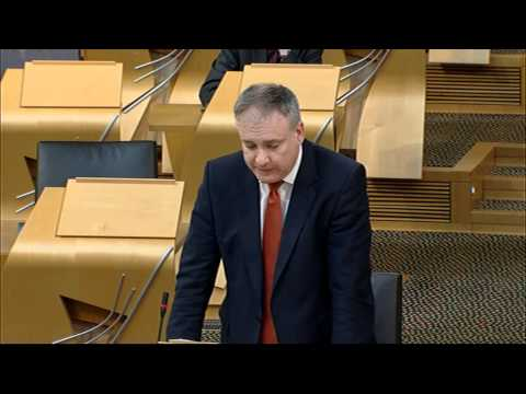Afternoon Plenary - Scottish Parliament: 19th February 2015