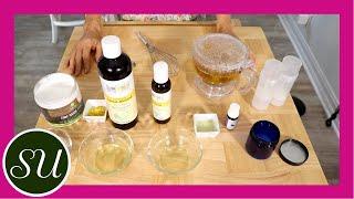 DIY Anti-Aging Vitamin C Sunscreen | Recipe for SPF 25 Face And Body Sunscreen
