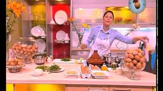 Choumicha & l'oeuf Marocain: Tajine Meghdour au foie de poulet et aux œufs