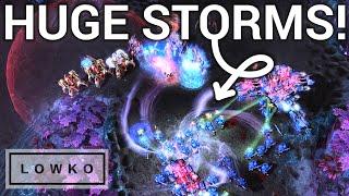 StarCraft 2: INSANE COMEBACK! (TY vs Trap)